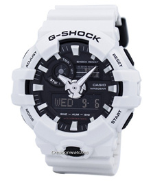[CreationWatches] Casio G-Shock Analog Digital 200M GA-700-7A Mens Watch