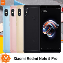 [Super Sale] Xiaomi Redmi Note 5 Pro|13 MP Dual Camera|Snapdragon Octa Core|Free Warranty