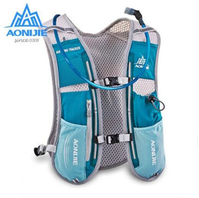 b3026d8055 AONIJIE 5L Outdoor Sport Running Backpack Marathon Trail Running Hydration  Vest Pack for 1.5L Water