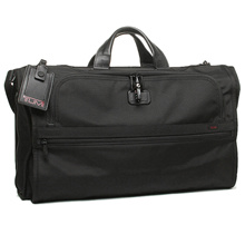Tumi Bag TUMI 22137 D 2 Alpha ALPHA 2 TRI-FOLD CARRY-ON GARMENT BAG Garment Bag BLACK