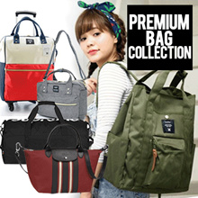 ***NEW***Anello Collection 2018  WOMEN BACKPACK💕 luggage travel bag backpack