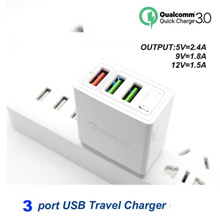 charger Fast Charging Quick Charger Adaptor Cas Hp QC 3.0 Garansi 6bl