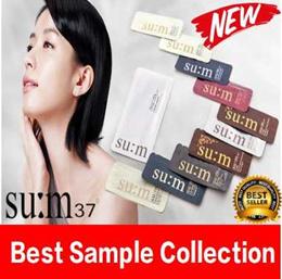 Sum 37 Bright award Bubble-De Mask Pack travel sample series