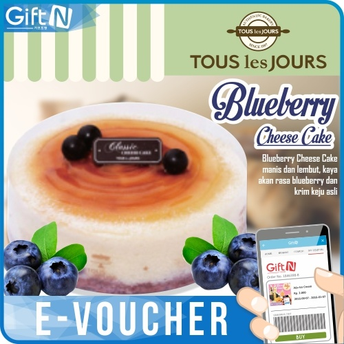 buy tous les jours blueberry cheese cake deals for only instead of. Black Bedroom Furniture Sets. Home Design Ideas