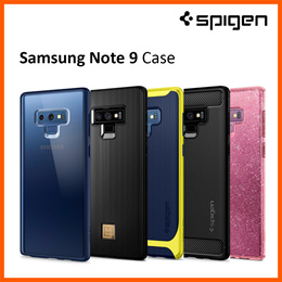 Spigen Samsung Note 9 Case Casing Screen Protector Slim Protection Fast Free Delivery Anti Drop