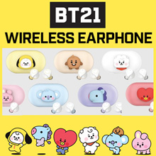 [JK-Commerce] ★ BT21 by BTS ★ Wireless Bluetooth Earphone / Ear Buds / Bluetooth 5.0 Qualcomm aptX Codec