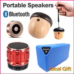 Ideal Gift ►Nut Speaker / mini Bluetooth Speaker Bass Stereo Sound Music Player ◆SG Fast Delivery