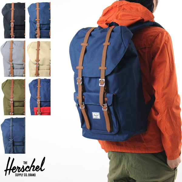 [Lifetime Warranty]Herschel Little America Retreat Settlement Heritage Classic(100% refund if fake) Deals for only RM180 instead of RM180