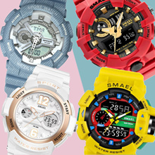 NEW Fashion SKMEI Men Sports Watches Waterproof Vogue Digital Watch Military Multifunctional Mens