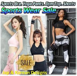 Crazy Sale-All Blw $10★Sports Wear★Shorts★Sports Bra★Yoga Pants★Gym Leggings★Dri Fit Top★T-Shirts★