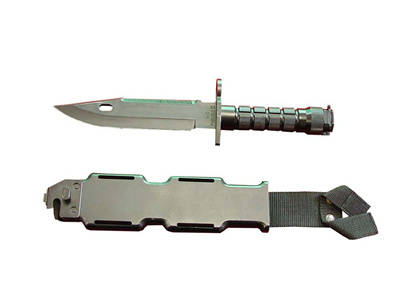 MICRO ACE MICRO ACE M16 FOR M7 BAYONET RUBBER BLADE PLASTIC MODEL
