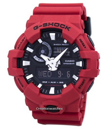 [CreationWatches] Casio G-Shock Analog Digital 200M GA-700-4A Mens Watch