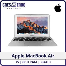 [Refurbished] MacBook Air / Intel Core i5 / 8GB Ram / 256GB
