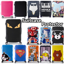 Free Delivery/High Quality Elastic Suitcase Cover/ Luggage Protector/Travel Essentials
