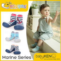 Attipas Toddler Shoes Marine series (3 designs)