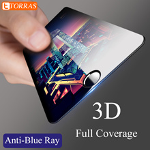TORRAS★iPhoneX/8/7/6/Plus★tempered glass★3D Full Coverage★Anti-Blue Ray★Soft/Hard Edge