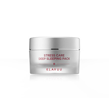 [Klavuu] Stress Care Deep Sleeping Pack 50ml