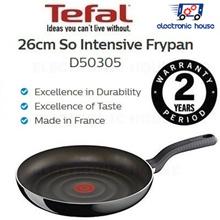 ★ Tefal D50305 So Intensive Fry Pan 26cm ★ (2 Years Warranty)