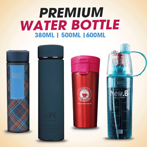 Termos LIFE Business Vacuum Flask Stainless Steel Botol Deals for only Rp25.000 instead of Rp96.154
