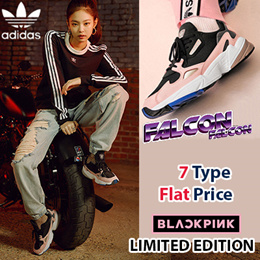 [adidas originals] ♥ FALCON X BLACKPINK ♥ 7Type Couple Sneakes / Authentic / Christmas Gift / Limited Edition