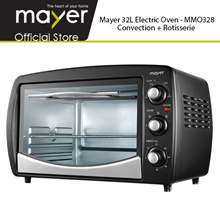 Mayer 32L Electric Oven MMO328 -Rotisserie + Convection 1 Yr warranty
