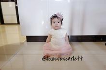 Dress anak perempuan / bayi perempuan import kode 033