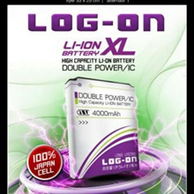 Log On Battery for OPPO JOY R1001 / YOYO R2001 / Clover R815 / Muse R821