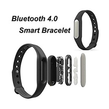 giftsbox: Original Xiaomi Mi Band Smart Bracelet for Xiaomi MI4 M3 MIUI IOS7.0 above iPhone Smart Fitness Wearable Tracker Waterproof Wristband