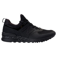 NEW BALANCE Mens New Balance 574 Sport Synthetic Casual Shoes
