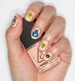 Minion Fancy Nail Stickers. New Designs. Singapore Seller. Limited  Stocks.