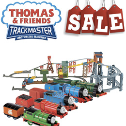 Thomas and Friends Trackmaster Motorized Trains and Train Sets. Great christmas/ birthday presents!