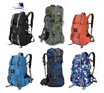 [New Colour Available] Free Knight Extra Large and Premium Outdoor Hiking Climbing And Travel Nylon Backpack Bag 40L/50L/60L - Local Seller / Fast Shipping