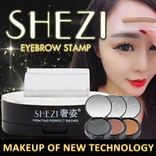 Shezi Eyebrow Stamp ✪ Easy Way to do Eyebrow ✪ Free Shipping
