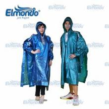 Jas Hujan Ponco Lengan Funtastic Elmondo 703