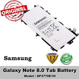 Original Samsung Galaxy Note 8.0 Tab Battery Model SP3770E1H Battery 1 Year Warranty