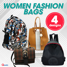 College High School Bag For Teenager/Casual Travel BackPack/Handbag [4 Collections]