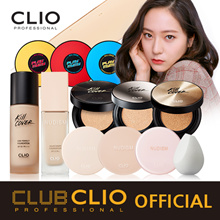 [CLUBCLIO Official e-Store] CLIO KILL COVER NUDISM CUSHION/FOUNDAITON (+Refill)