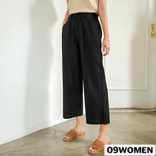 🍀free shipping🍀Plus size 💖Made in korea M~5XL💖high quality women Wide pants fashion [30588]