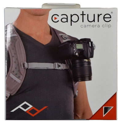 Peak Design Capture Camera Clip V2 CCC-2.0S with Standard Quick Release Plate