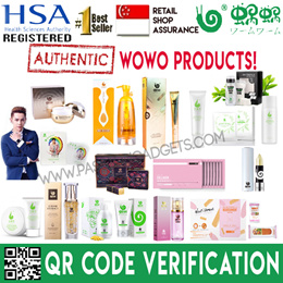 [1+1] SG Seller♥WOWO♥ FREE GIFTS WITH EVERY PURCHASE! Authentic! HSA Registered Seller