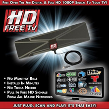 HD FREE TV - Watch TV  without extra cable boxes and wires!