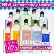 NEW Aromatherapy Series!! Bath and Body Works Shower Gel Body 295ml