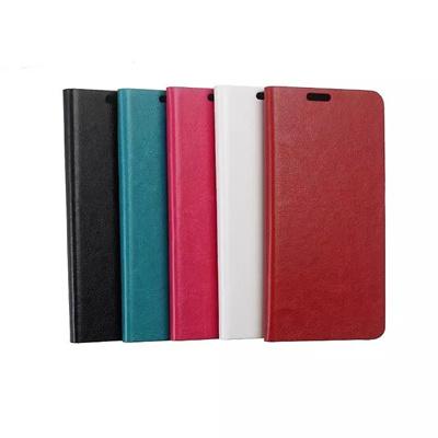 Leather Flip Case With Card Holder For Samsung Galaxy Z1/Samsung J1/Microsoft Lumia