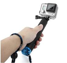 GoPro Selfie Stick self pole Handheld Monopod for Go pro camera /17.5cm-48cm adjustable length/could use under water