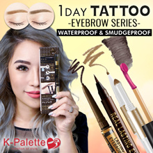 60% OFF! HUGE SAVINGS!!! Japan No.1 K-Palette 1 Day Tattoo Eyebrows Series SOLD OVER MILLIONS