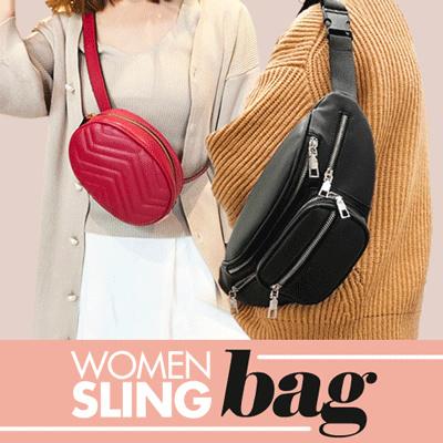 BEST SELLER - Waist Bag Wanita Tas Pinggang Wanita Sling Bag Import - READY  STOCK edbf9c9934