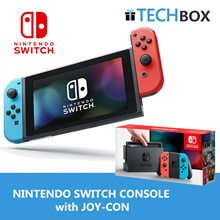 Nintendo Switch / LOCAL SET WITH 1 YEAR SG WARRANTY / Nett price / LOCAL SELLER/ ALL COLOURS / NEON/