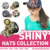 Shiny Hats Collection - Women Hats - Trendy Hats - mamamiacollection
