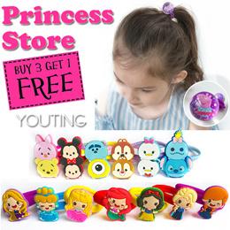 🌈3 Free 1🌈Accessories for girl kids baby birthday party costume cartoon frozen disney tsum peppa