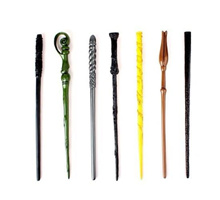 1 PCS Mythical Deluxe Harry Potter Hogwarts Hermione Sirius Granger Magic Wand Stick 7 Types for Cho